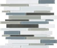 Bliss Stainless Nordic Storm Mosaic AC35-048