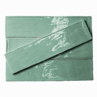 Masia Jade 3x12 Ceramic Subway Tile by Soho Studio MASIA3X12JADE