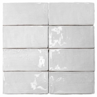 Masia Blanco 3x6 Ceramic Subway Tile by Soho Studio MASIA3X6BLNCO
