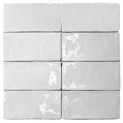 Masia Blanco 3x6 Ceramic Subway Tile By