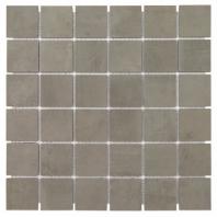 Syncro Olive Natural 2x2 Mosaic Tile by Soho Studio TLCNTSYNOLV2X2