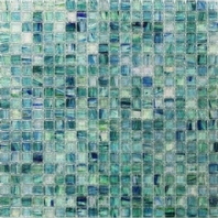 Verve Lagoon Dream Glass Tile by Soho Studio VRVLGNDRM