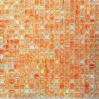 Verve Roorange Glass Tile by Soho Studio VRVROORANGE