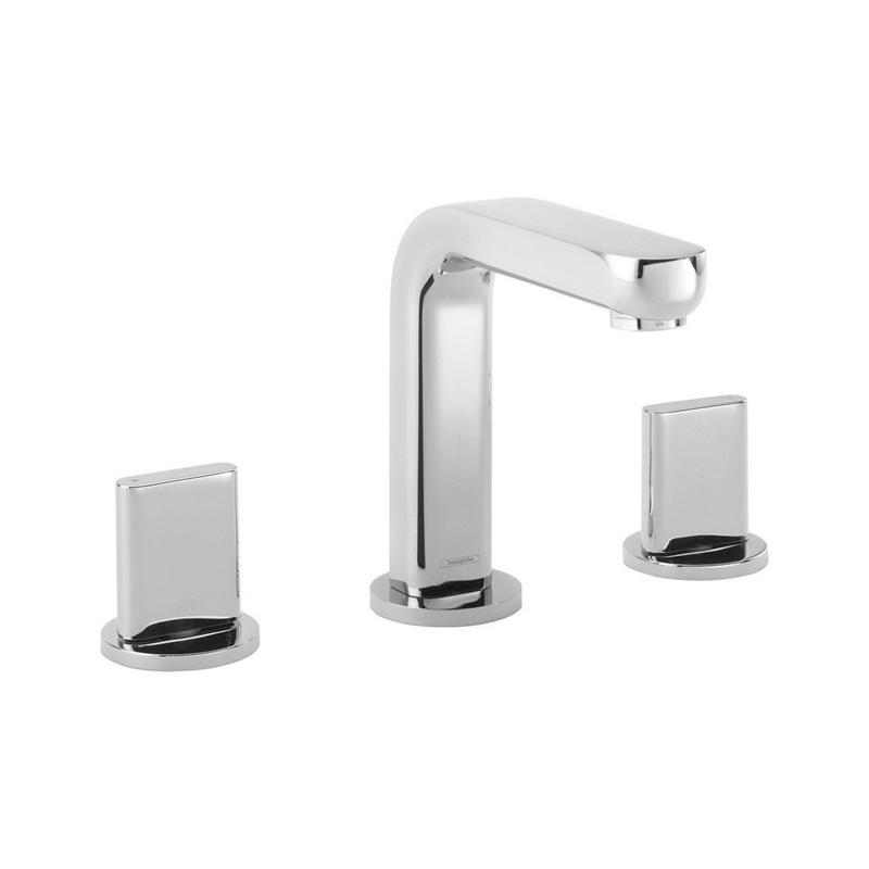 Buy Hansgrohe Metris S Widespread Faucet w/ Full Handles - Chrome...