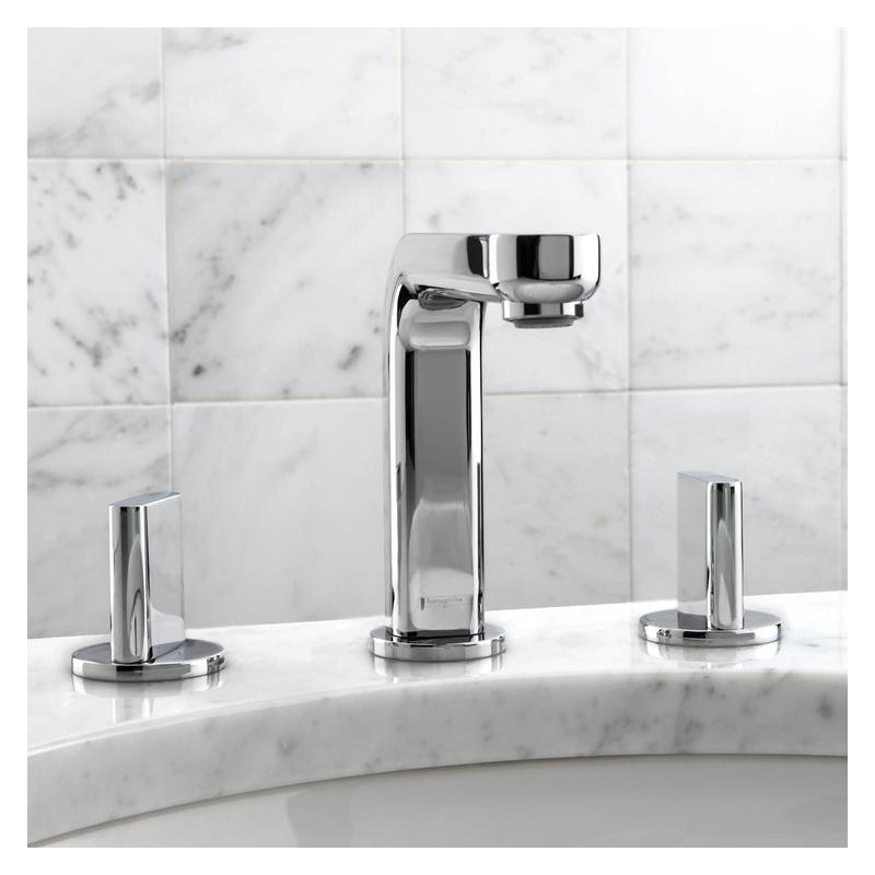 Buy Hansgrohe Metris S Widespread Faucet w/ Full Handles - Chrome