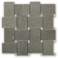 Wide Weave Lady Gray Basketweave Tile by Soho Studio WDWVLGCW
