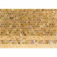 RUG Series Field Stripe Aura Mosaic Tile by Soho Studio RUGFLDSTRPAURA