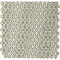 Simple Custard Hexagon Tile by Soho Studio SMPHEXCUSTRD