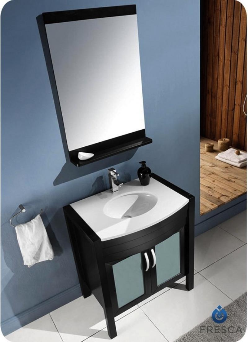 Buy Fresca Fresca Infinito Modern Bathroom Vanity W Mirror