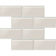 Daltile AM51- Amity Taupe 3x6 Subway Tile