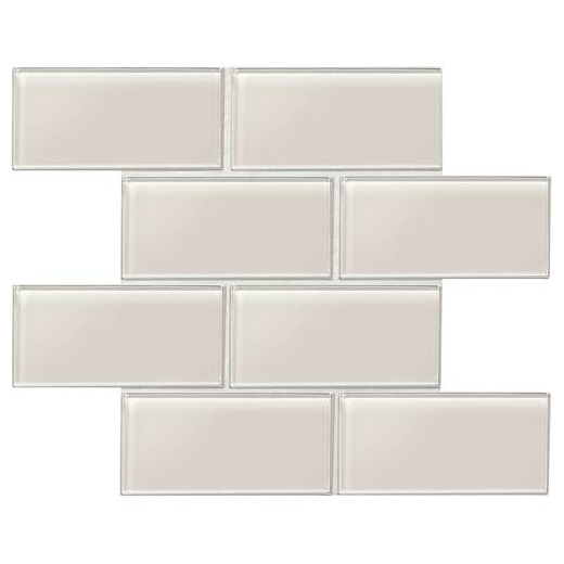 Daltile Am51 Amity Taupe 3x6 Subway Tile