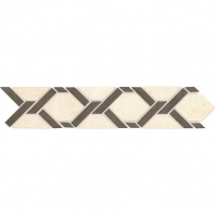 Daltile FA03- Fashion Accents Twisted Rope Beige Border