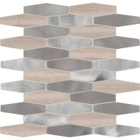 Daltile IM06- Infinite Mirage Endless Reverie Hexagon Mosaic Tile