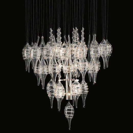 Elan Alveare Chandelier Model 83021