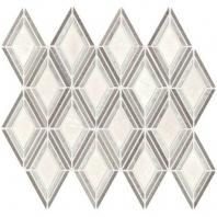 Daltile DA23- Argyle Blend Grey Polished Mosaic