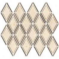 Daltile DA22- Argyle Blend Beige Polished Mosaic