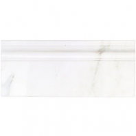 Soho Studio Calacatta Base Molding Subway Tile- BASECALC