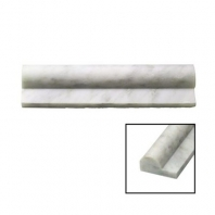 Soho Studio Stone Brushed Chair Rail 2x8 Asian Statuary- CRSTBR2X8AST