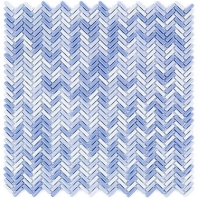Soho Studio Eco Series Margret Herringbone Tile- ECOHERMARGT