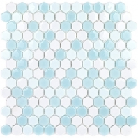 Soho Studio Eco Series Kate Hexagon Tile- ECOHEXKATE