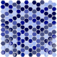 Soho Studio Eco Series Rudyard Hexagon Tile- ECOHEXRUDYRD