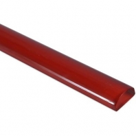 Soho Studio Glass Pencil Liner in Fire Red - GPFIRREDP