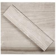 Soho Studio Stone Brushed Athens Gray Subway Tile- STBRATHGR2X8