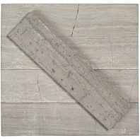 Soho Studio Stone Brushed Woodvein Bianco Subway Tile- STBRWDVNB2X8