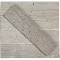 Soho Studio Stone Brushed Woodvein Bianco Subway Tile- STBRWDVNB2X8