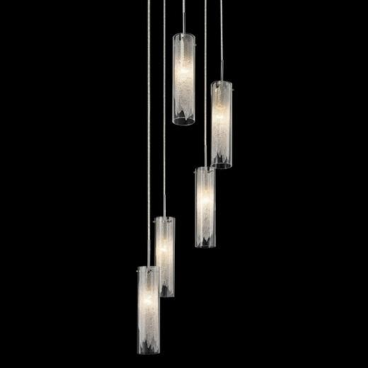 Elan Krysalis Chandelier Model 83067