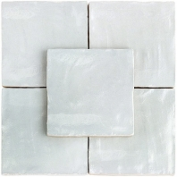 Soho Studio Myorka Blue 4x4 Square Tile- TLEQMYRKBLUE4X4