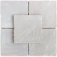 Soho Studio Myorka Grey 4x4 Square Tile- TLEQMYRKGREY4X4