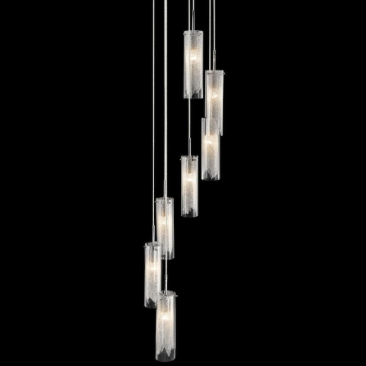 Elan Krysalis Chandelier Model 83068