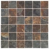 Soho Studio NuSlate Rajah 2x2 Mosaic Tile- TLLFNUSRAJH2X2