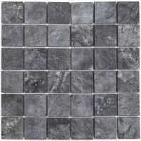 Soho Studio NuSlate Vermont 2x2 Mosaic Tile- TLLFNUSVMNT2X2