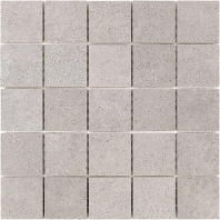 Soho Studio Focus Series Piombo 2x2 Mosaic Tile- TLPGFCS2X2PIMB