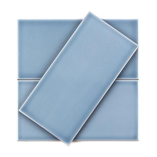 Soho Studio Corso Azul 4x8 Subway Tile- TLVIVCRSAZL4X8
