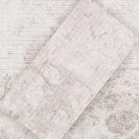 Soho Studio Textured Stone- 5x10 Silver Beige Subway Tile- TXTSTNSLVRBG
