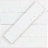 Soho Studio Urban Brick Replay Wythe White Subway Tile- URBBRKRPYWYTHWHT