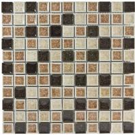 Merola Cristallo Cappuccino Tile G-315