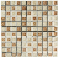 Merola Cristallo Latte Tile G-318
