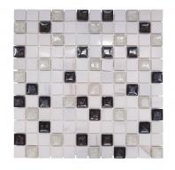 Merola Cristallo Marmi Blanco Tile G-702