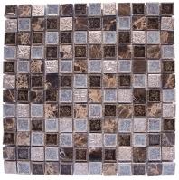 Merola Cristallo Marmi Noce Tile G-710