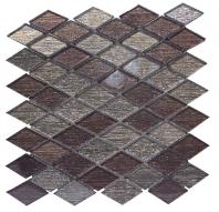 Merola Galaxy Bronze Rhombus Tile G-152