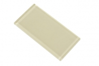 Merola Gotham 3x6 Latte Subway Tile G-834