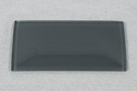 Merola Gotham 4x8 Dark Grey Subway Tile G-816