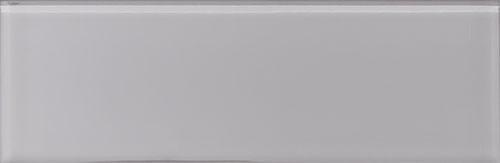 Merola Gotham 4x12 Light Grey Subway Tile G 845