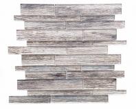 Merola Sherwood Mixed Linear Ash Wood Look Tile MER-SHER-ASH-MX