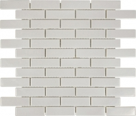 Anatolia Soho 1x3 Mini Brick Warm Grey Glossy AC51-062