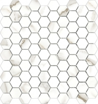 Anatolia Mayfair 1 Hexagon Polished Calacatta Oro AC69-922
